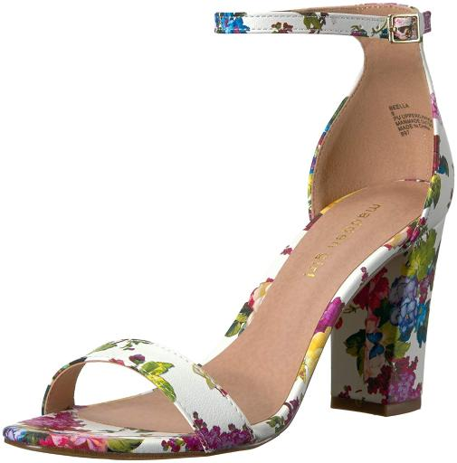 cc3a92cce48 Madden Girl Madden Girl Womens Beella Fabric Open Toe Casual Ankle Strap  Sandals