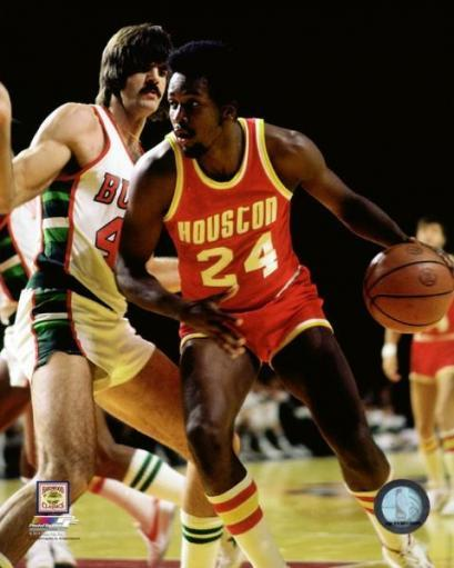 Moses Malone 1977 Action Photo Print DSR8MMUE67SMFK82