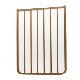 Cardinal gates bx2-br brown cardinal gates stairway special outdoor gate extension brown 21.75 x 1.5 x 29.5