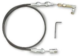 "Lokar TC-1000U 24"" Universal Throttle Cable LOCTC1000U"
