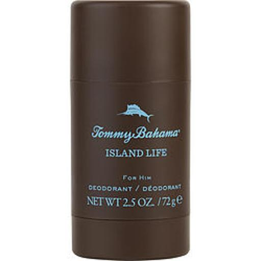 TOMMY BAHAMA ISLAND LIFE by Tommy Bahama DEODORANT STICK 2.5 OZ For MEN TOMMY BAHAMA ISLAND LIFE by Tommy Bahama DEODORANT STICK 2.5 OZ For MEN ships fast from USA and 100% authentic