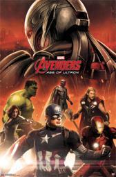 Marvel Avengers 2 Age of Ultron - Avengers Poster Print TIARP13923