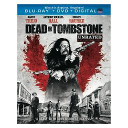Dead in tombstone blu ray/dvd combo w/digital copy/ultraviolet (2discs) BR63119903