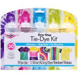 Tulip One-Step Tie-Dye Kit-Ultimate LGTDKIT-31675