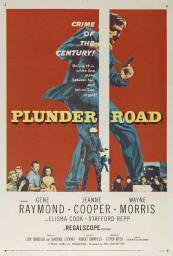 Plunder Road Movie Poster Print (27 x 40) MOVCB80953