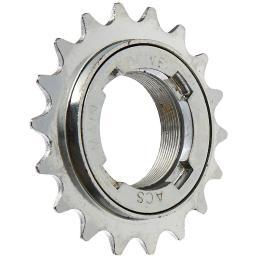 ACS 18T X 1/8 Main Drive Chrome Freewheel