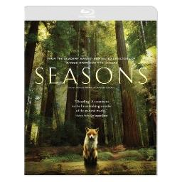 Seasons (blu ray) (french w/eng sub) BRMBFHE120