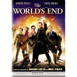 WORLDS END (DVD) 25192175305