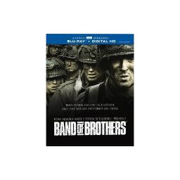 BAND OF BROTHERS (BLU-RAY/6 DISC/DIGITAL COPY/RE-PKGD) 883929471317
