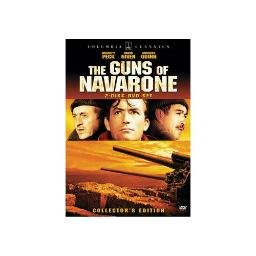 GUNS OF NAVARONE (DVD/COLLECTORS EDITION/2 DISC/WS 2.35 A/DD 5.1/MONO/ENG 43396163232