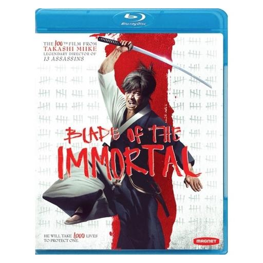 Blade of the immortal (blu-ray) SXZTCJSOOZYQBUF4