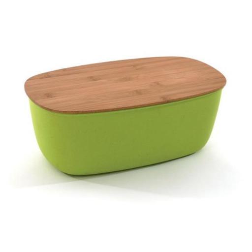 Berghoff 2800044 Cook N Co Bread Bin, Green