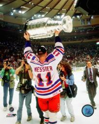 Mark Messier 1993-94 Stanley Cup Finals Celebration Photo Print PFSAAIZ04401