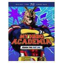 My hero academia-season two part one (blu-ray/dvd/fun digital/4 disc)