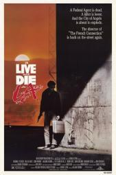 To Live & Die in L.A. Movie Poster (11 x 17) MOVGD9883