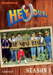 Hey dude-season 1 (dvd/2discs)