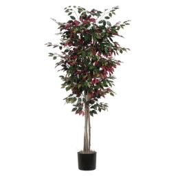 Vickerman TDX0360-07 Capensia Deluxe Everyday Tree - 6 ft.