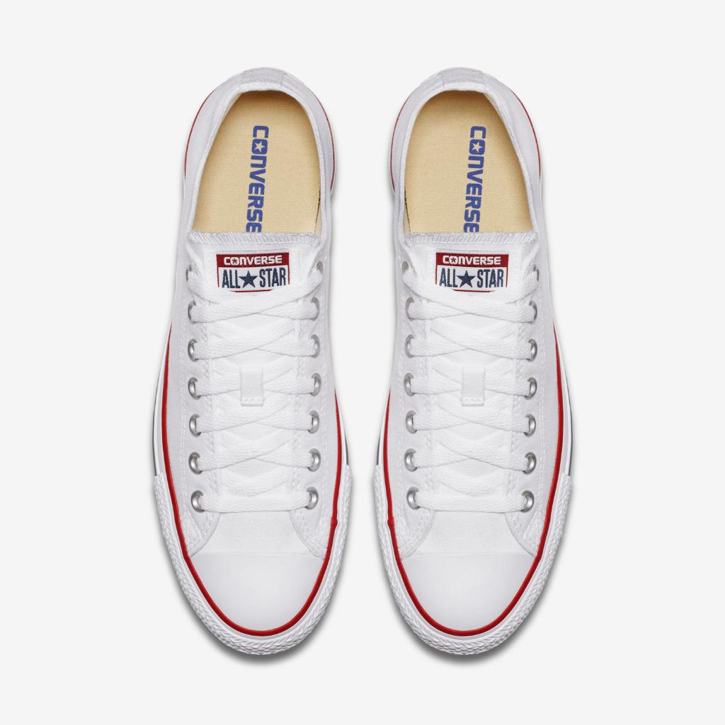 65b80293688 Converse Chuck Taylor All Star Ox Optic White Unisex Style M7652 ...