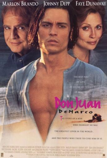 Don Juan DeMarco Movie Poster Print (27 x 40) BBZ6TDCIJMRN89EZ