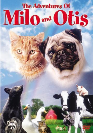 Milo & otis 10th anniversary-adv of (dvd/p & s/dss/eng-fr-sub/sp-both) GRVRTRDAUFCUXORM