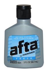 Mennen Afta After Shave Skin Conditioner Fresh 3 oz