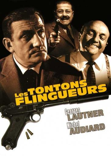 Monsieur Gangster Movie Poster Print (27 x 40) CGFBTJAHPNSSXFLZ
