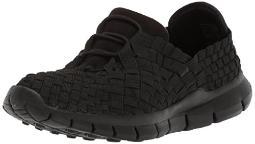 Bernie Mev Unisex-Kids Vicky Sneaker, Black, 28-35 M M EU Big Kid (34 US)
