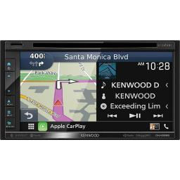 Kenwood DNX696 Navigation DVD Receiver with Bluetooth & HD Radio