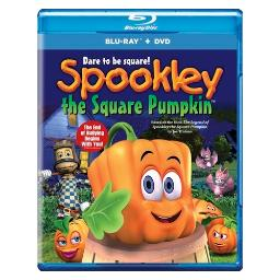 Spookley the square pumpkin (blu ray/dvd combo) (2discs/ff/1.33:1) BRCND5452