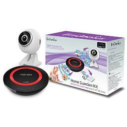 Engenius Ebk1000 Home Guardian Kit Hd Camera And Gateway