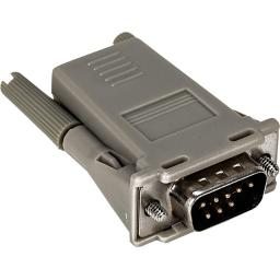 Avocent - cyclades adb0037 rj45 to db9m cross converter