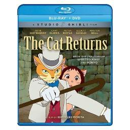 Cat returns (blu ray/dvd) (ws/2discs) BRSF18160