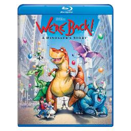 Were back dinosaurs story (dvd) BR61166987