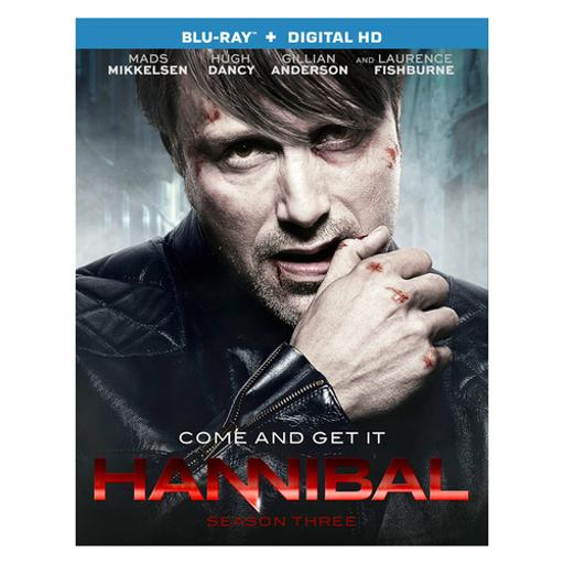 Hannibal-3rd season (blu ray) (ws/eng/eng sub/span sub/eng sdh/5.1 dts-hd) 1283074