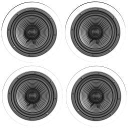 Architech(r) x-4bulk 6.5 premium series ceiling speakers, contractor 4 pk