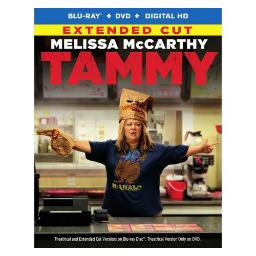 TAMMY (2014/BLU-RAY/DVD COMBO/DHD/UV/2 DISC) 794043172977