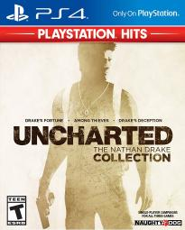 Playstation 4 Uncharted: The Nathan Drake Collection Playstation Hits