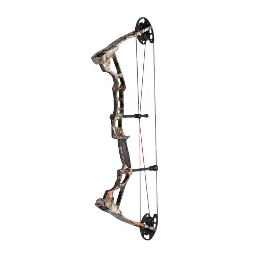 Darton 5d214n1504 darton recruit youth compound bow pkg vista camo 35-50lb lh thumbnail