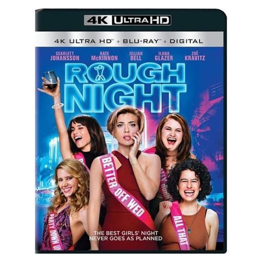 Rough night (blu-ray/4k-uhd/ultraviolet) 9SY9RJQMN3AHBDQT