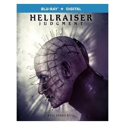 Hellraiser-judgment (blu ray) BR54030