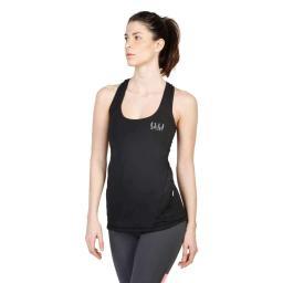 Elle Sport Women Black Tops Black XS