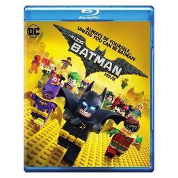 Lego batman movie (2017/blu-ray/with lego toy exclusive g)-nla BR645187