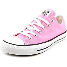 Converse Chuck Taylor All Star Lo Neon (Mens 8.5/Womens 10.5, Pink)