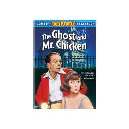 GHOST & MR CHICKEN (DVD) 25192354427