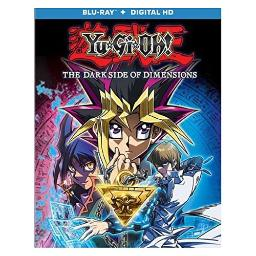Yu-gi-oh-dark side of dimensions (blu ray) BR52220