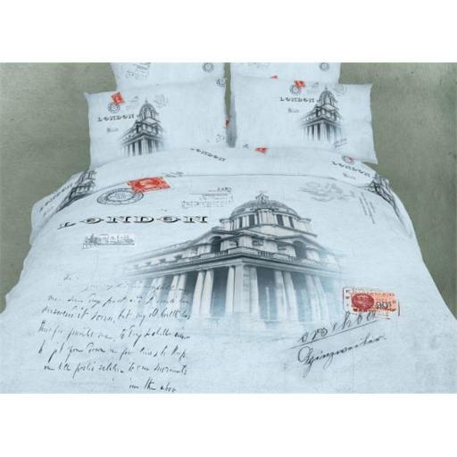 Dolce Mela DM496T Novelty Bedding Twin Size 4 Piece Duvet Cover Sets