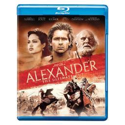 Alexander-ultimate cut (2004/blu-ray/ultimate cut) BR491223
