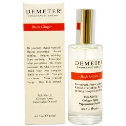 Black Ginger By Demeter For Women - 4 Oz Cologne Spray  4 Oz