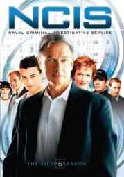 Ncis-5th season (dvd/5 discs)