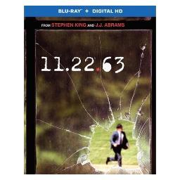 11/22/63 (blu-ray/2 disc) BR599226